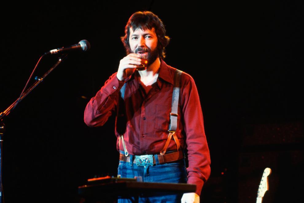 Buon compleanno Eric Clapton: guarda le foto più belle di ...