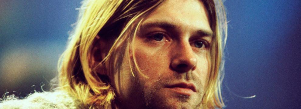 Kurt Cobain inedito in Italia: