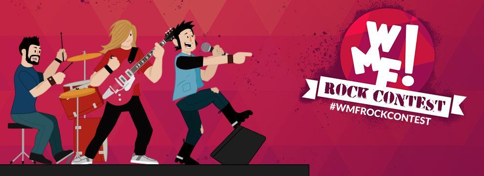 WMF Rock Contest: Virgin Radio sta cercando una nuova band. Iscrivi il tuo gruppo ora!