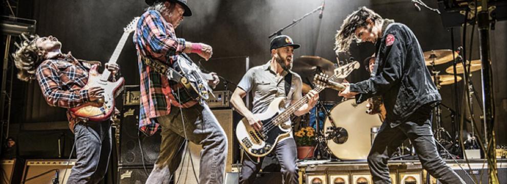 Neil Young: vinci i biglietti per i concerti di Piazzola sul Brenta e Milano