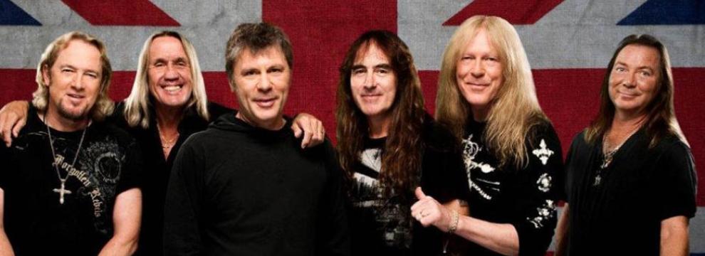 Iron Maiden: vinci il cofanetto con la loro musica!