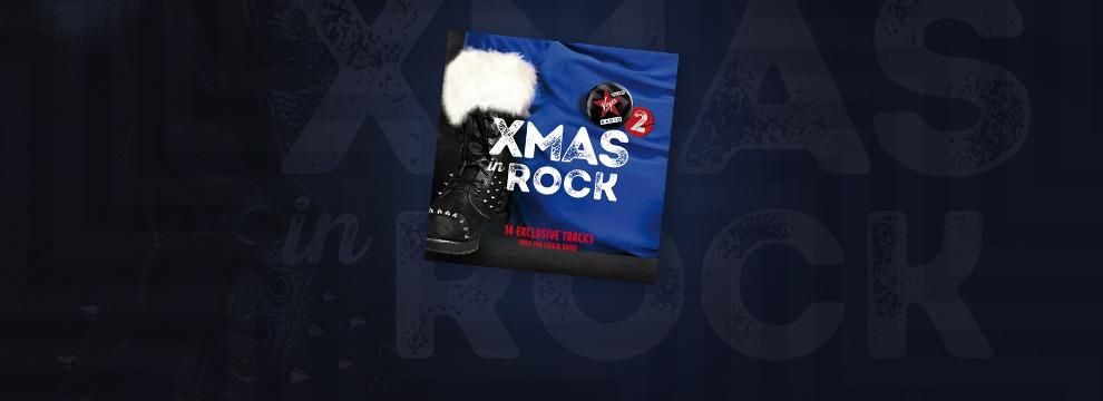 E' arrivata XMAS IN ROCK 2, la compilation per passare un Natale 100% rock con 14 brani in versione inedita. Scopri i nomi!