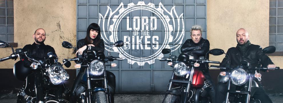 Lord Of The Bikes: al via la seconda stagione. Guarda le foto e il video