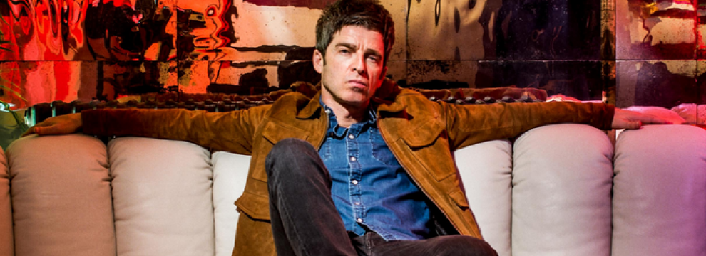 Noel Gallagher: scopri come ascoltare il nuovo album Who Built The Moon? in anteprima su Virgin Radio