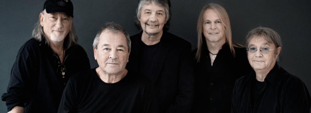 Deep Purple: vinci inFinite Gold Edition + t-shirt speciale