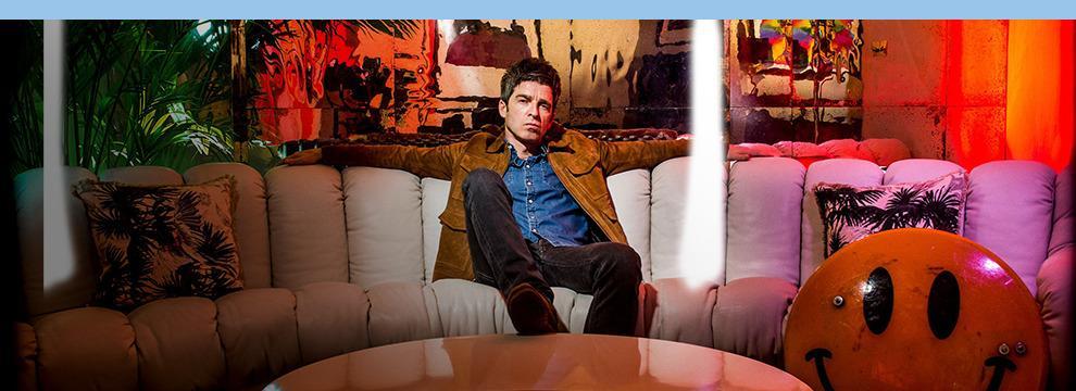 Noel Gallagher: gioca e vinci il concerto a Londra del 27 aprile. Scopri come fare!