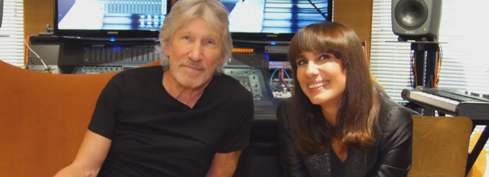 Roger Waters: guarda il video con l'intervista realizzata a New York da Paola Maugeri