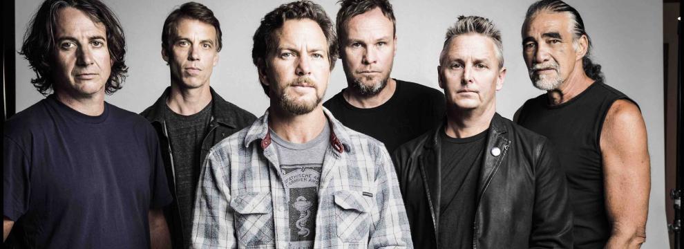 Pearl Jam: gioca e vinci i biglietti per i concerti di Padova e Roma