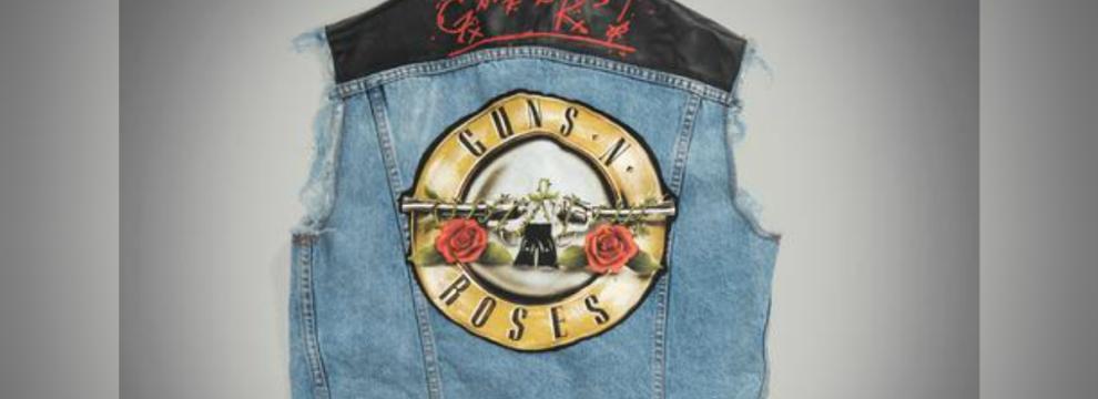 Guns N' Roses: ecco il nuovo merchandise ufficiale della band! Guarda le foto