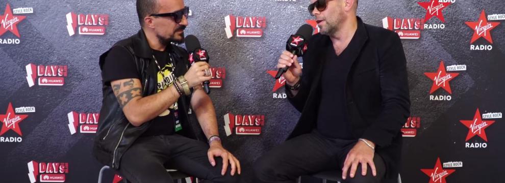 Ride: guarda l'intervista a IDays Milano realizzata da Francesco Allegretti