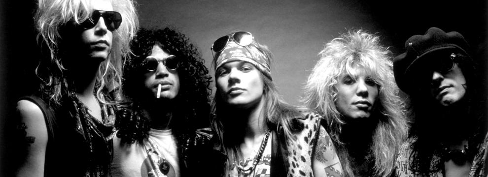 Speciale Guns N' Roses: il 28 giugno on-air alle 22 tutto sul cofanetto Appetite For Destruction Locked N' Loaded
