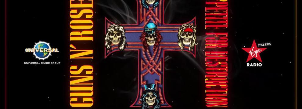Guns N' Roses: è uscito Appetite For Destruction Locked N' Loaded. Guarda lo spot esclusivo