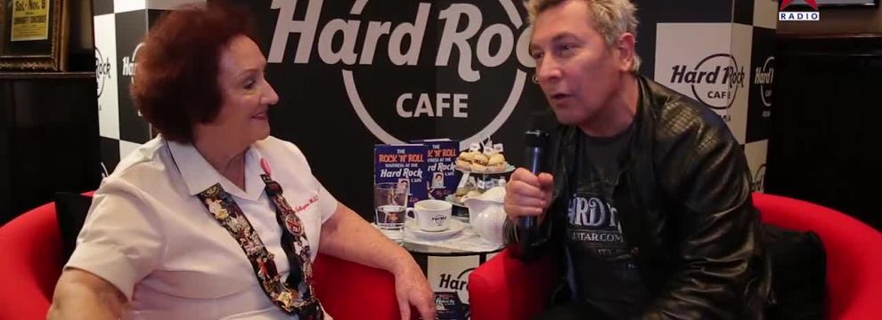 Rita Hard Rock Cafe