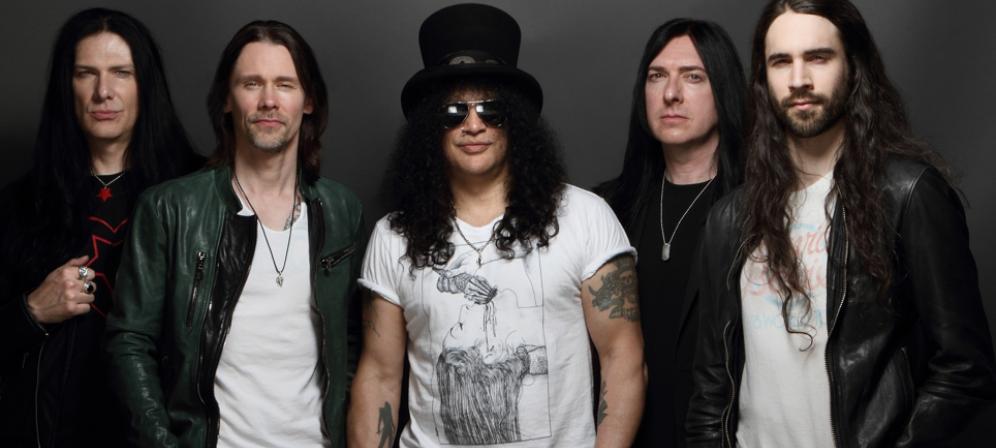 Slash: scopri come ascoltare il nuovo album Living The Dream in anteprima esclusiva