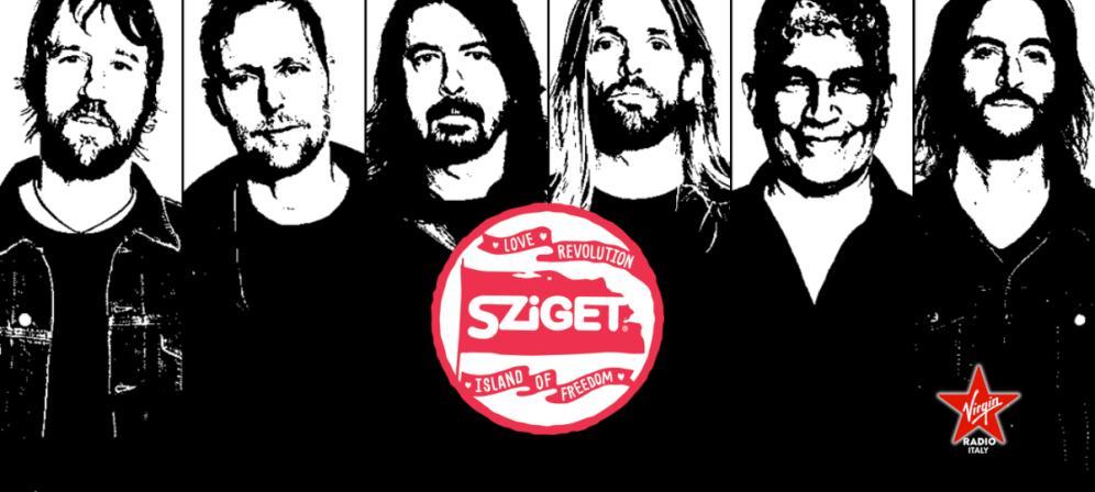 Sziget Festival '19: gioca e vinci i live dei Foo Fighters e Florence + The Machine