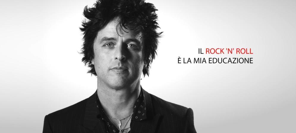 Billie Joe Armstrong è il nuovo Rock Ambassador di Virgin Radio.