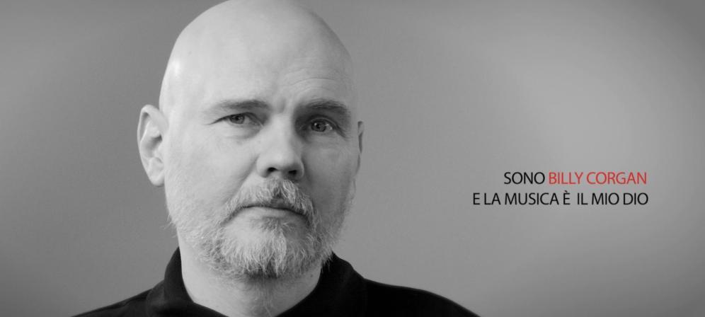 Billy Corgan è il nuovo Rock Ambassador di Virgin Radio