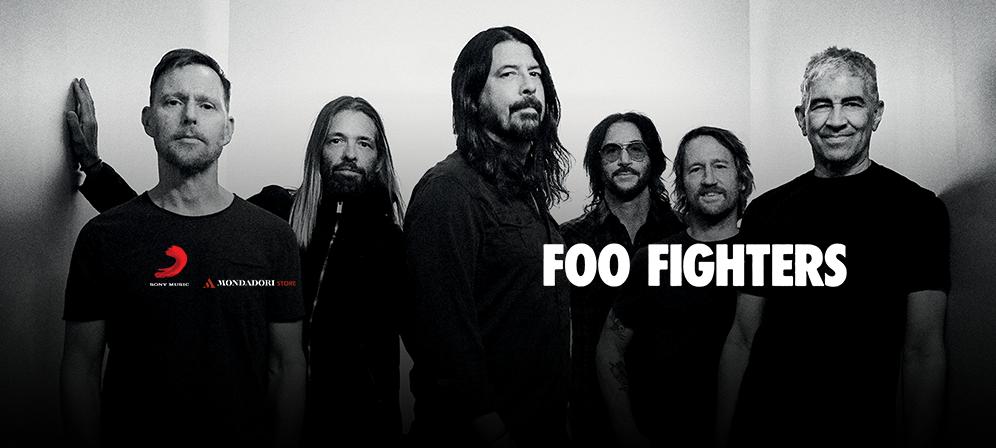Foo Fighters: scopri come vincere un basso autografato da Nate Mendel ed i memorabilia della band