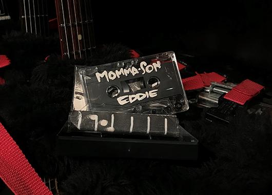 La demo di Mama Son di Eddie Vedder