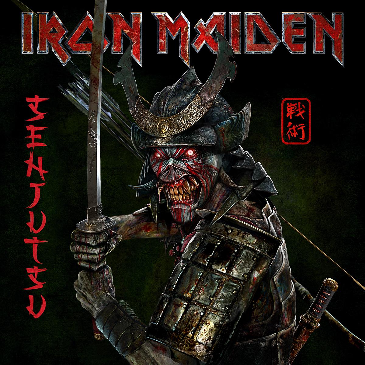 Iron Maiden, annunciato il nuovo album Senjutsu in uscita il prossimo 3  settembre. Tutti i dettagli
