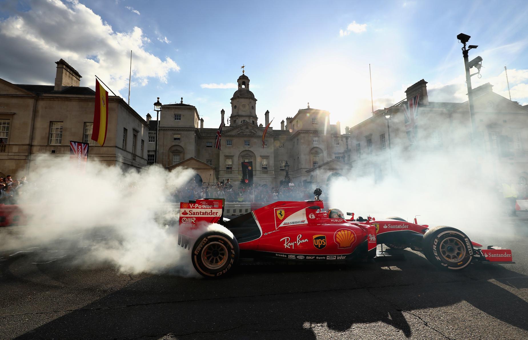 Formula 1 Milano | Circuito, percorso | Strade chiuse | 29 agosto - 1 settembre 2018